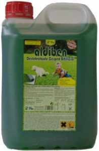 desinfectante cesped artificial aldiben