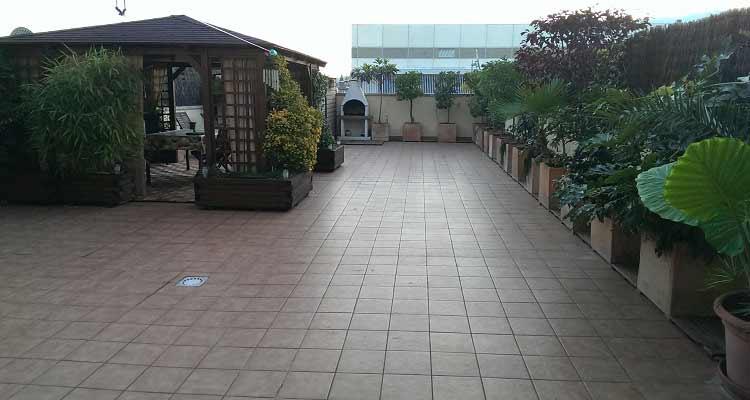 nuestros ejemplos instalación cesped artificial prado 30