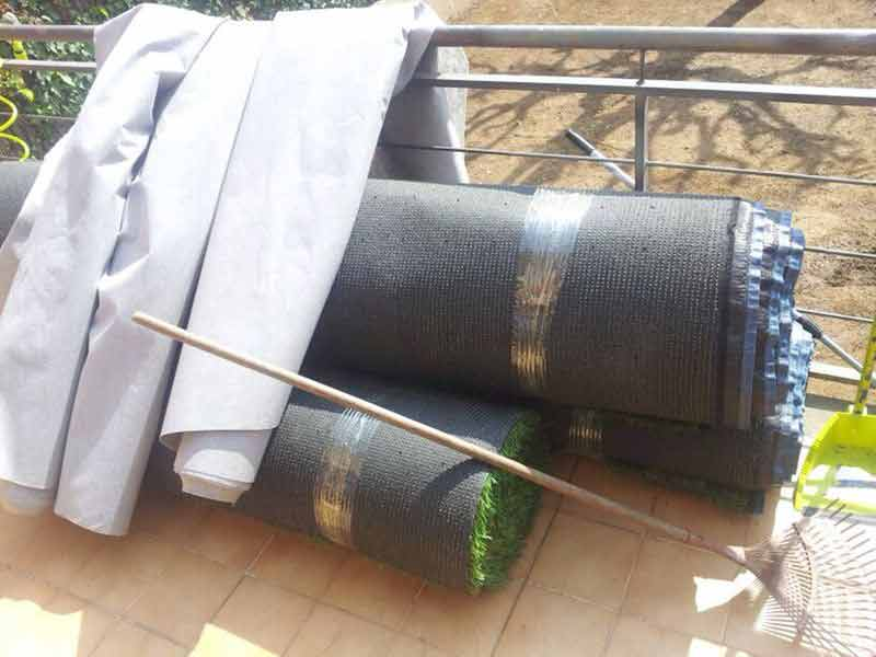 rollos de cesped e instalación cesped artificial elite