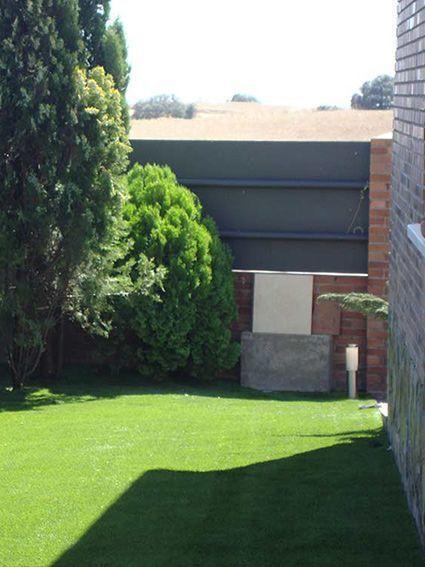 cesped artificial madrid instalacion en zona exterior