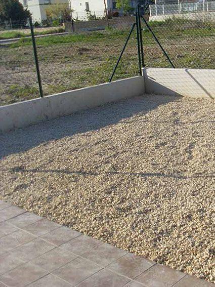 nuestro cesped artificial barcelona preparar terreno