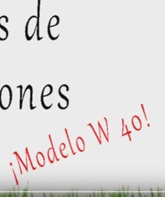 Cesped artificial barcelona modelo w40 directo de fabrica