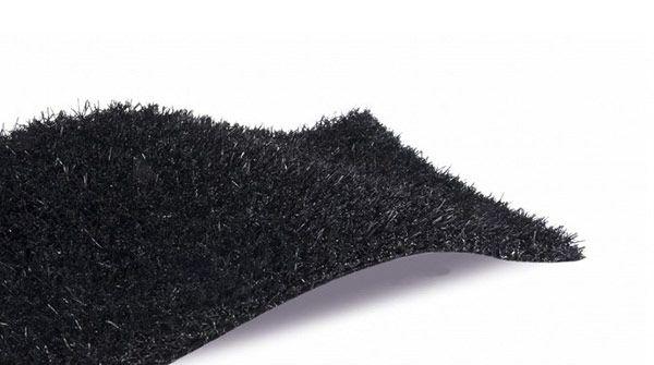 cesped artificial black