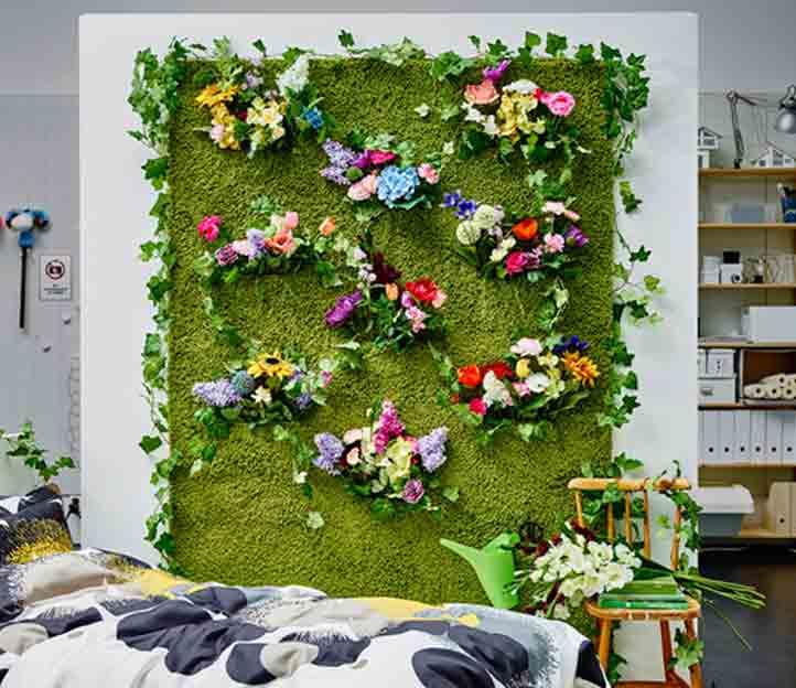 jardin vertical cesped artificial