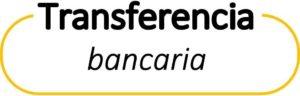 cesped artificial y transferencia bancaria