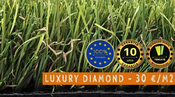 cesped artificial luxury diamond