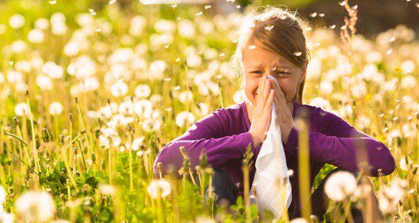 ¿Alergia al césped natural?